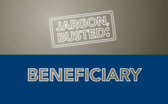 Jargon Busted: Beneficiary