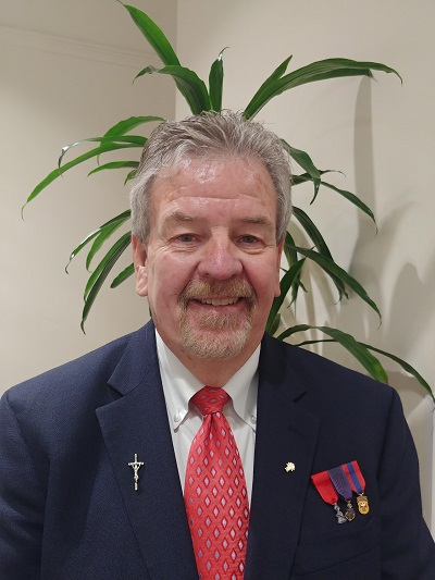 Gary Thomas CMSP