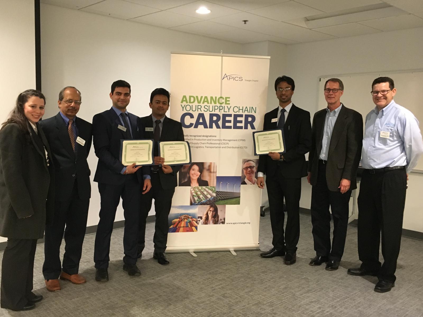 Student Case Competition Participants