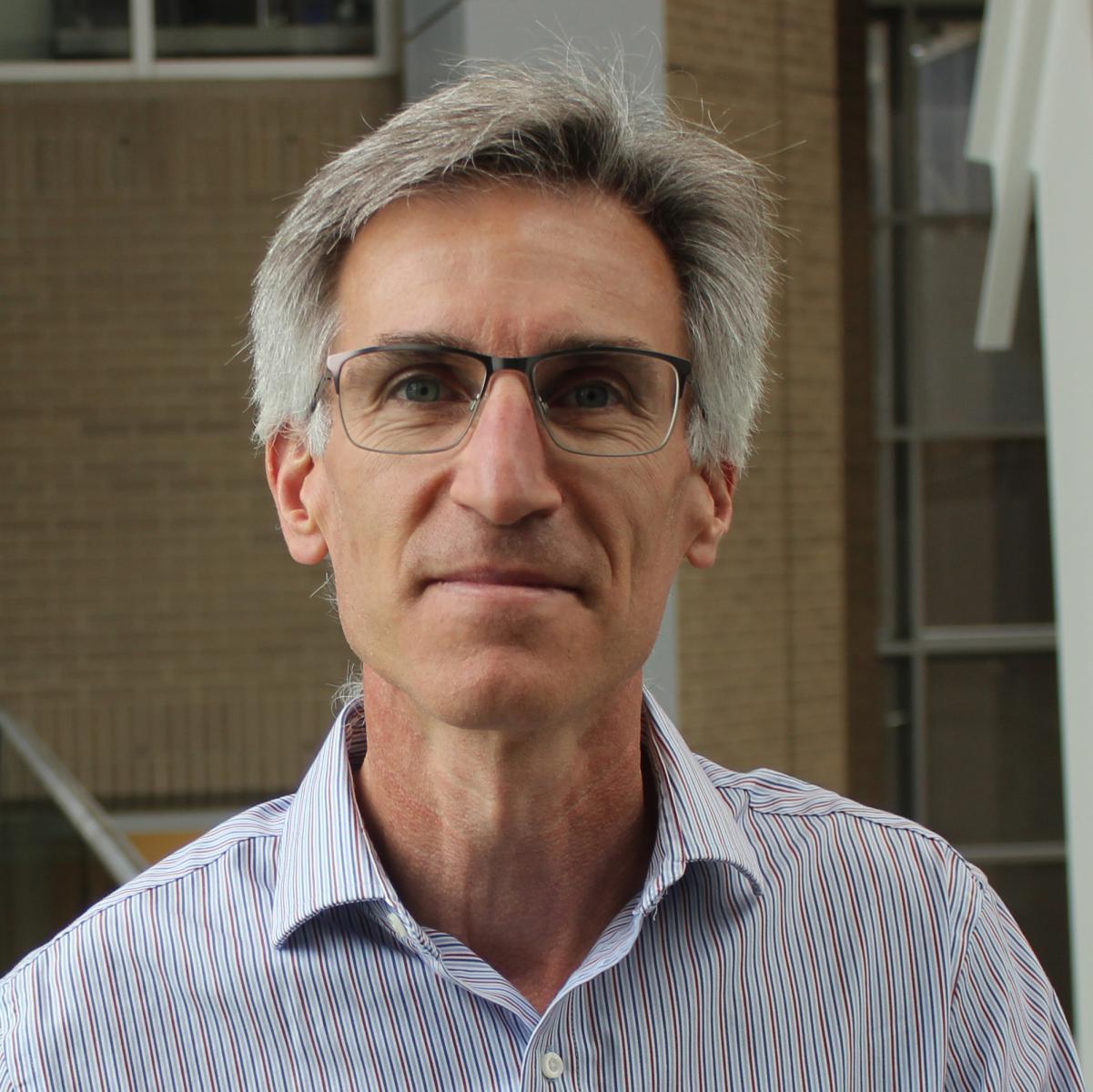 Photo of Andy Braun, Ph.D.