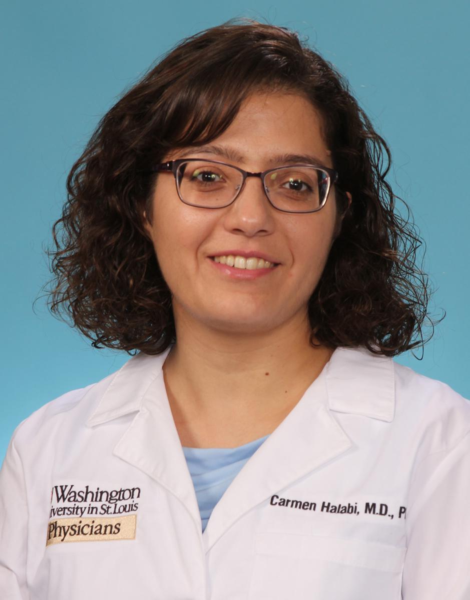 Photo of Carmen Halabi, M.D., Ph.D.