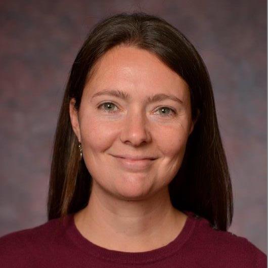 Photo of Phoebe Stapleton, Ph.D.