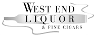West End Liquor logo