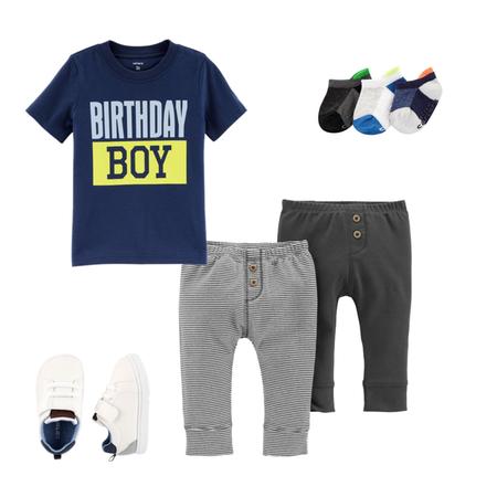 Birthday Boy Jersey Tee