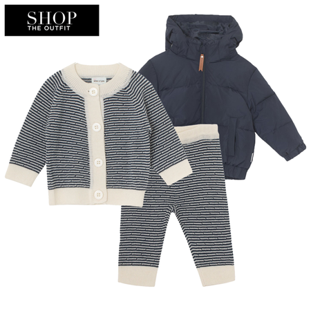 Shop the look for Mini A Ture Tano Pants (Blue, 2 y)