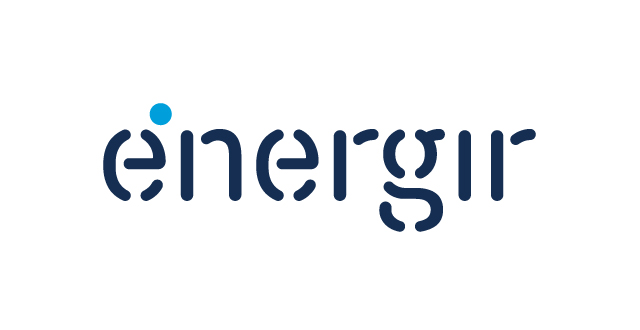 Logo énergir