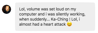I love Ka-Ching Testimonial