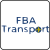 FBA Transport Company Logo Icon