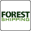 Forest Shipping Logo Icon