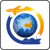 Forwarding Logistics Logo Icon