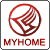 Myhome Forwarder Logo Icon