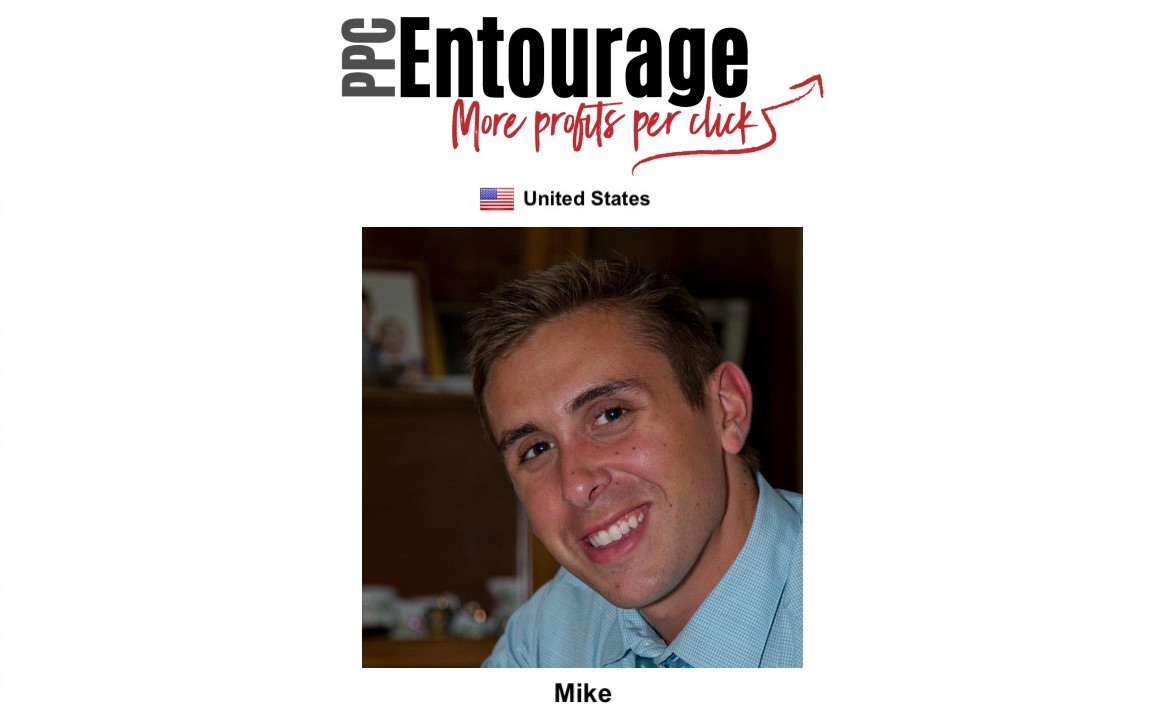 PPCEntourage founder Mike Zagare