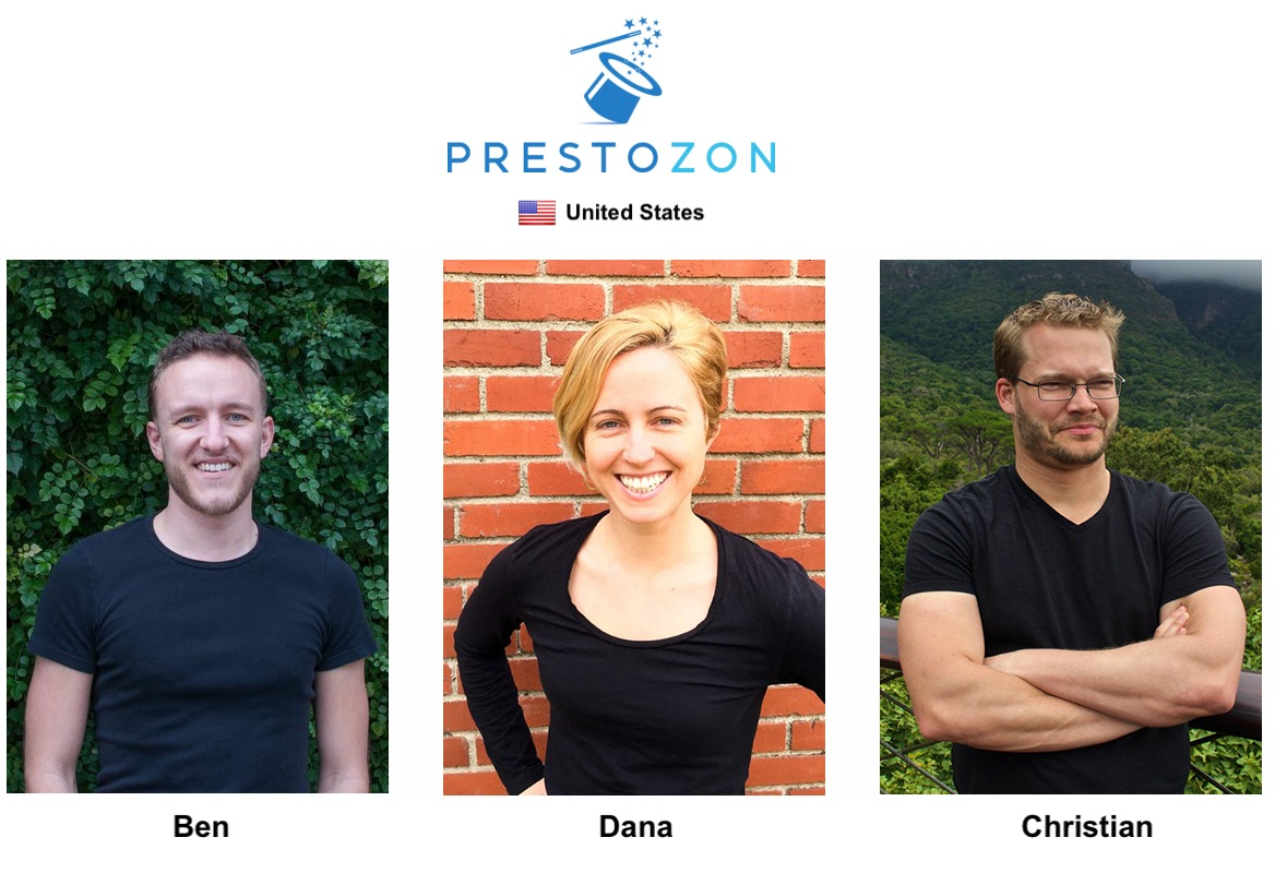 Prestozon Team Founders