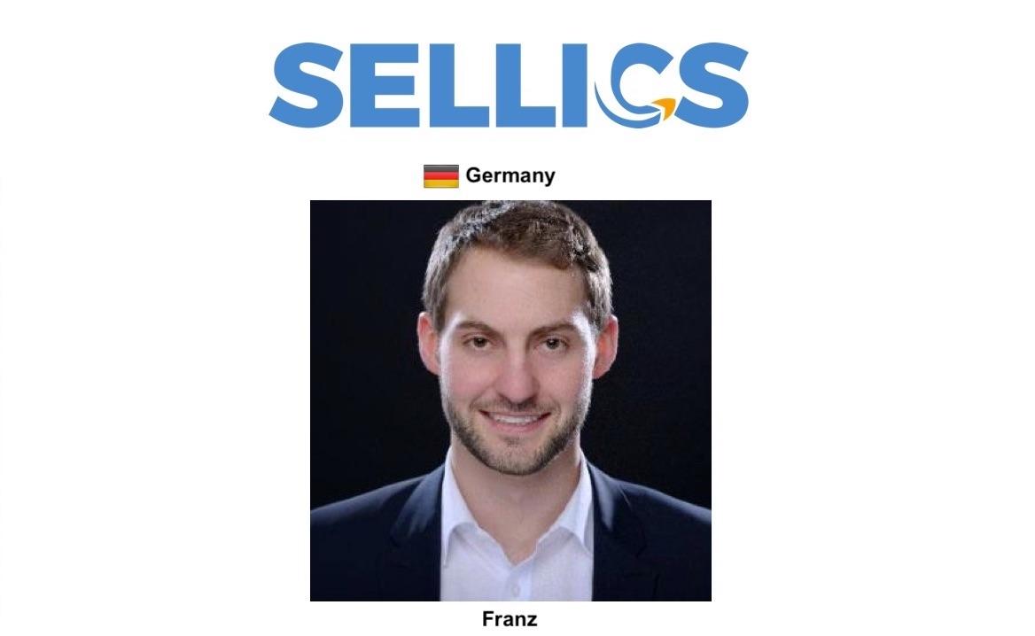 Sellics founder Franz Jordan