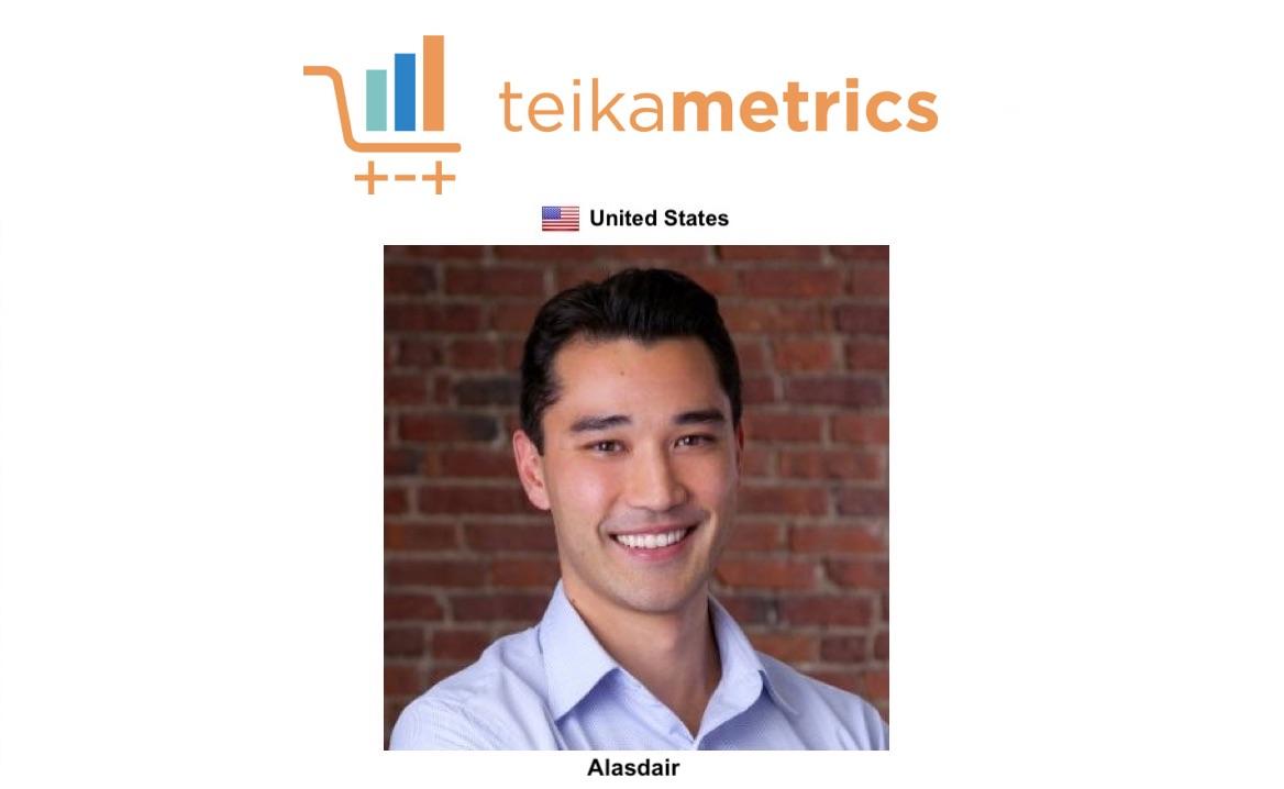 Teikametrics Founder Alasdair McLean-Foreman