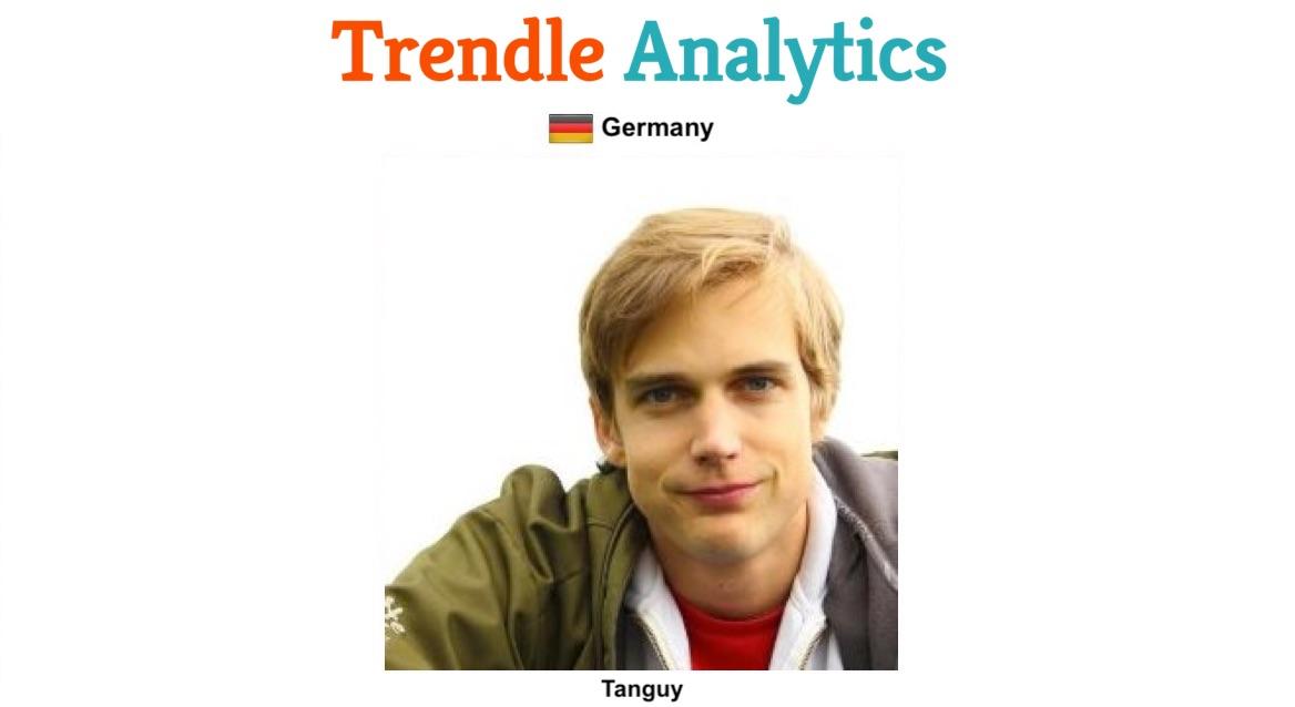 Trendle Analytics Founder Tanguy Rohou