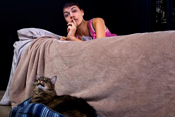 3 Common Cat Night Behavior That Makes You Awake