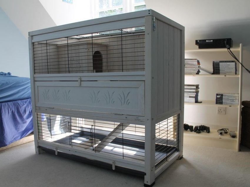 4 Cutest Ideas To Make Decorative Rabbit Cage