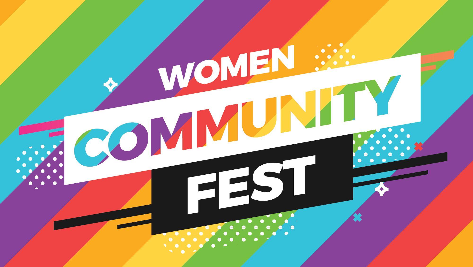 ¿Qué es Women Community Fest?