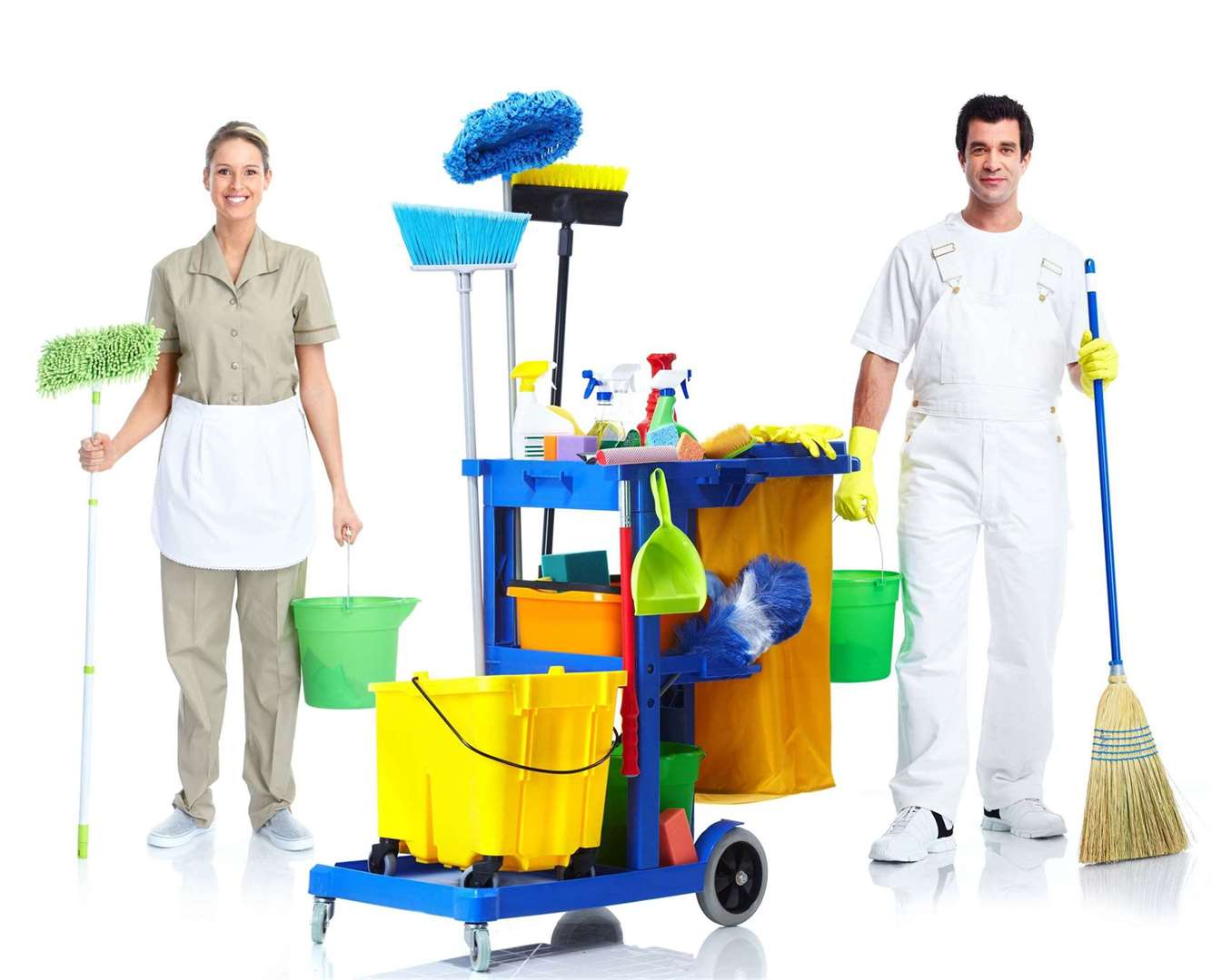 Commercial Cleaning Kelowna