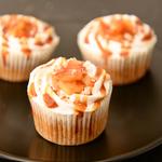 Cupcake pomme caramel anais patisse patisserie vegan strasbourg