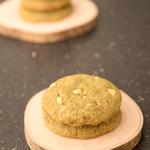 Cookie pistache anais patisse patisserie vegan strasbourg
