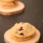Cookie raisin cranberry anais patisse patisserie vegan strasbourg