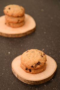 Cookie avoine anais patisse patisserie vegan strasbourg