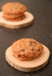 Cookie noisette anais patisse patisserie vegan strasbourg