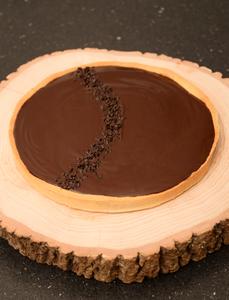 Tarte chocolat anais patisse patisserie vegan strasbourg