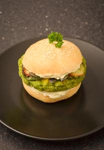 Pain burger anais patisse patisserie vegan strasbourg
