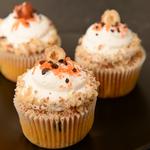Cupcake carotte anais patisse patisserie vegan strasbourg