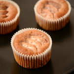 Muffin poire erable anais patisse patisserie vegan strasbourg