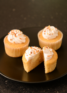 Cupcake vanille anais patisse patisserie vegan strasbourg
