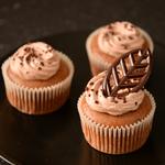 Cupcake chocolat anais patisse patisserie vegan strasbourg