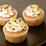 Cupcake pistache chocolat anais patisse patisserie vegan strasbourg