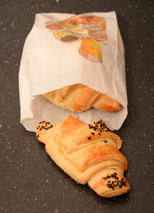 Croissant chocolat anais patisse patisserie vegan strasbourg