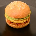 Burger indien anais patisse patisserie vegan strasbourg
