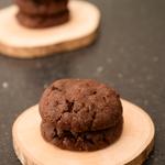 Cookie tout chocolat anais patisse patisserie vegan strasbourg