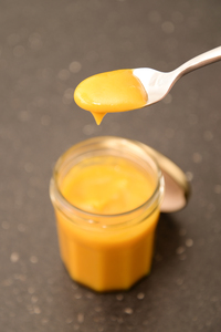 Mango curd anais patisse patisserie vegan strasbourg