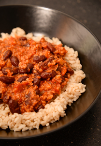 Chili sin carne anais patisse patisserie vegan strasbourg