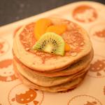 Pancake vanille anais patisse patisserie vegan strasbourg