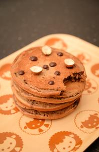 Pancake chocolat anais patisse patisserie vegan strasbourg