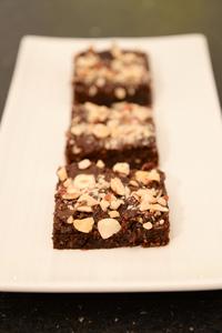 Brownie sans gluten anais patisse patisserie vegan strasbourg