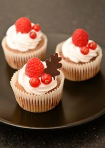 Cupcake framboise anais patisse patisserie vegan strasbourg