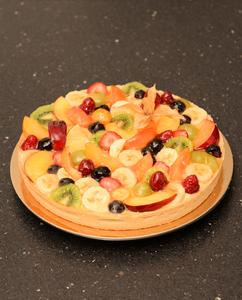 Tarte fruits anais patisse patisserie vegan strasbourg