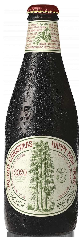 Christmas Ale Bottleshot - Iconic Christmas Beer