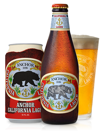 California Lager Bottleshot - Historic American Beer