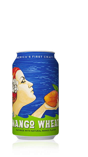 Anchor Mango Wheat™ Can