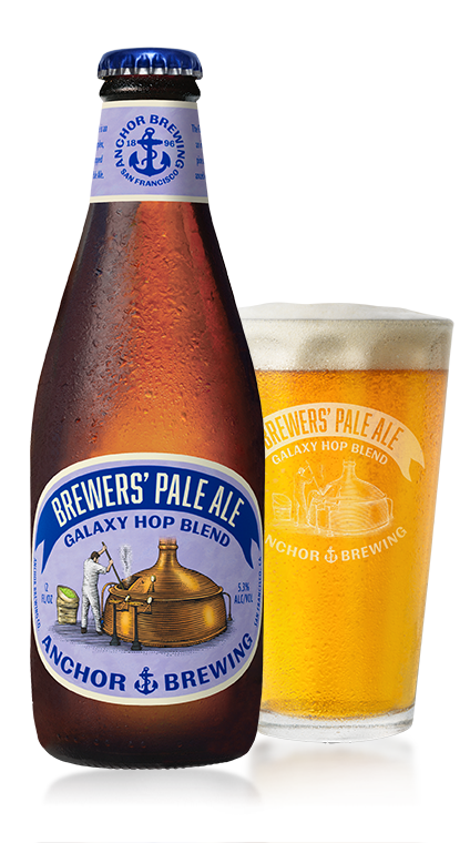 Brewers' Pale Ale Bottle Image - American Pale Ale